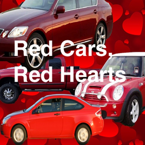 Red Cars, Red Hearts.