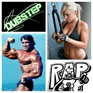 Rap and Dubsteb Workout Playlist