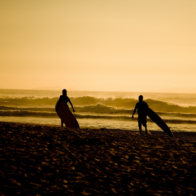 Sunshine, windows down