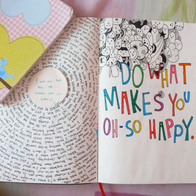 What Makes You Oh-So Happy