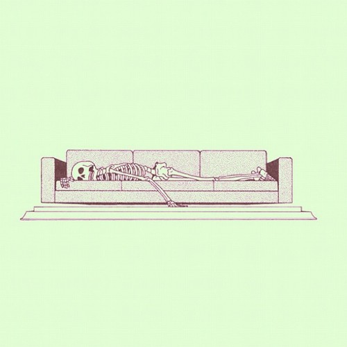 A Couch-Shaped Coffin