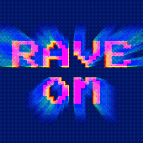 power & strength in the rave