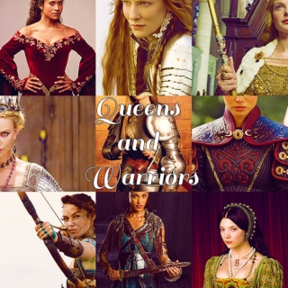 Queens&Warriors