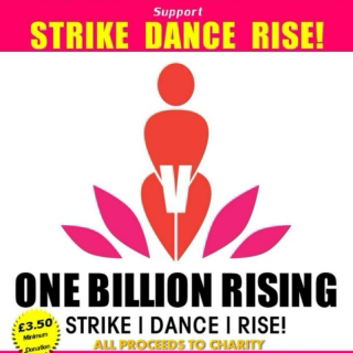 One Billion Rising - Strike Dance Rise!