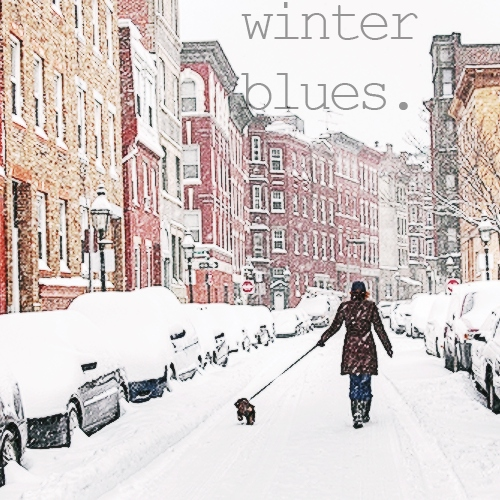 how to conquer winter blues