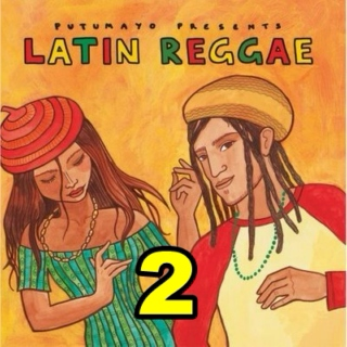 Reggae Roots Latin Vol.2