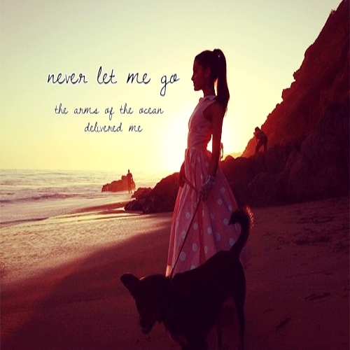 never let me go (the arms of the ocean)