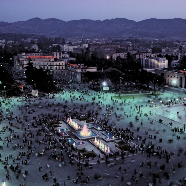 from Tirana with love - classic Albanian soft rock Mix