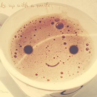 Wake up with a smile