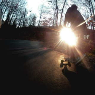 Longboarding Session