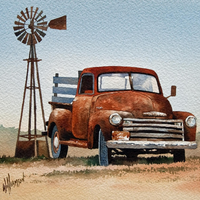 Old Country Memories