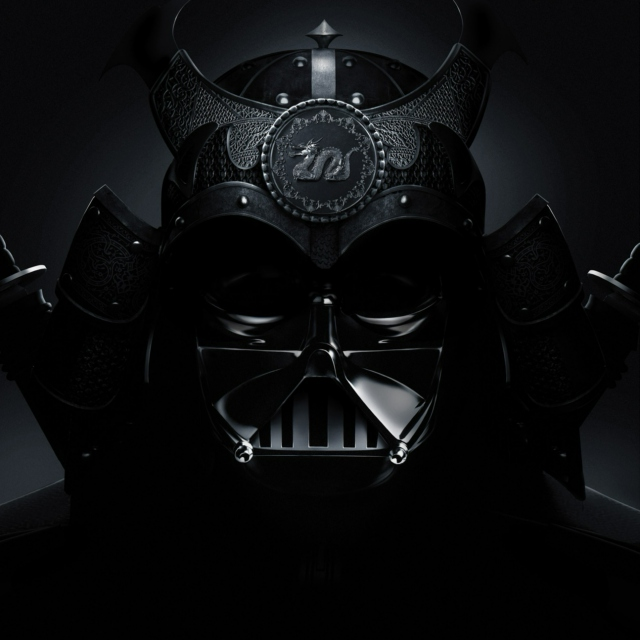 come to the darkside..