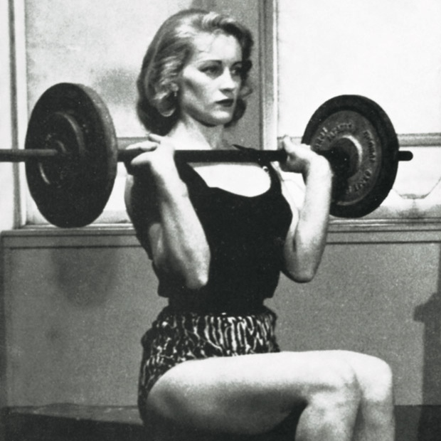Workout Mix for the Ladies #2