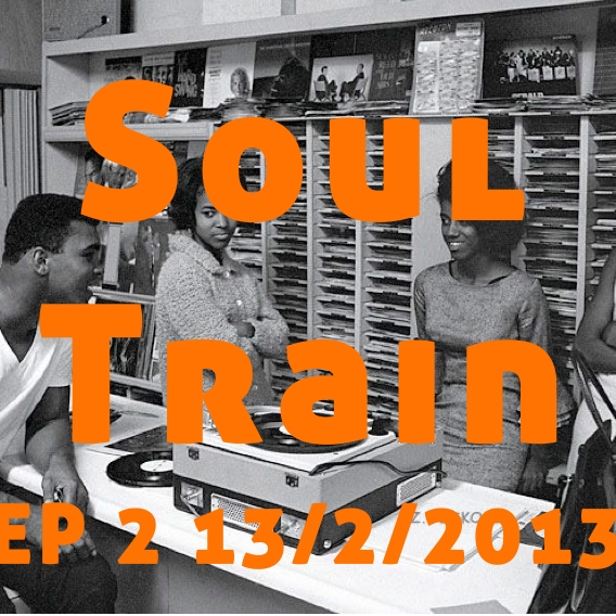 The Soul Train Radio Show EP 2 Mardi Gras Special