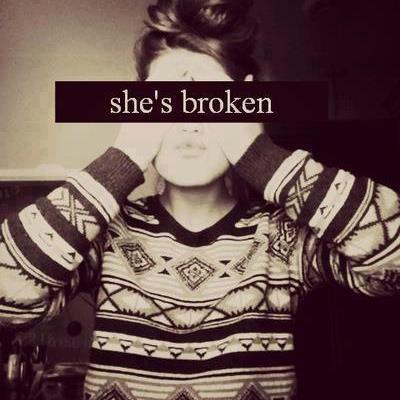 For The Broken Hearted Girls