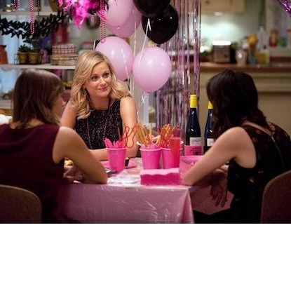 Leslie Knope's Bachelorette Party Mix