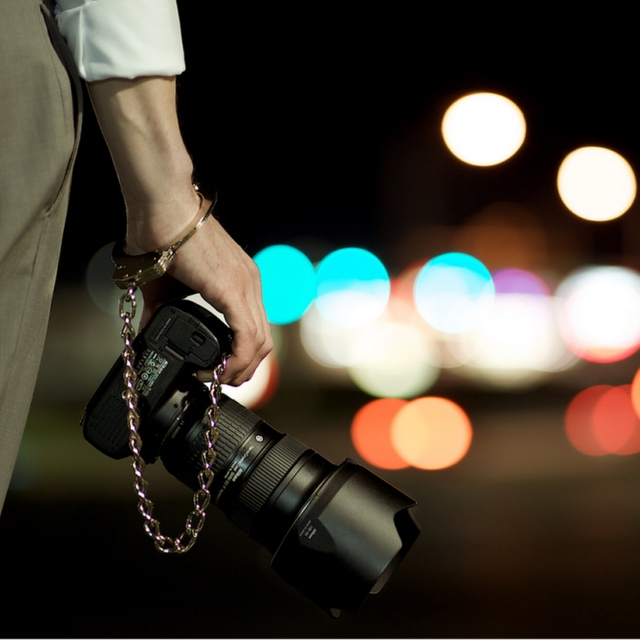 Look this photograph