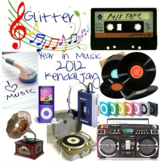 Glitter Year in Music 2012