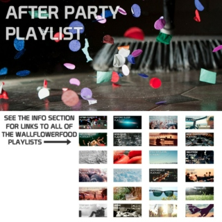 After Party Playlist - A Dream Dance, Dream Disco, and Alternative Dance Playlist