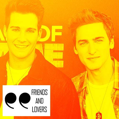 friends and lovers,