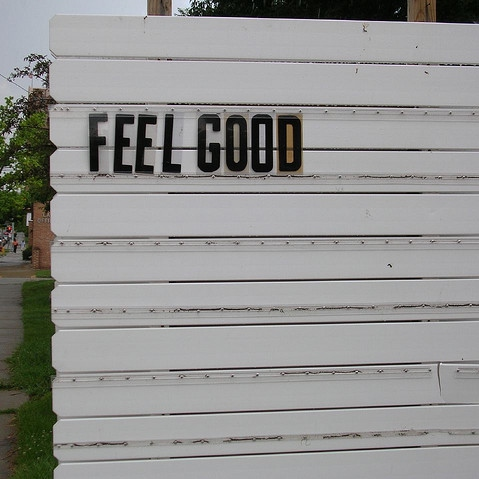 Stop complaining and start to feel good !