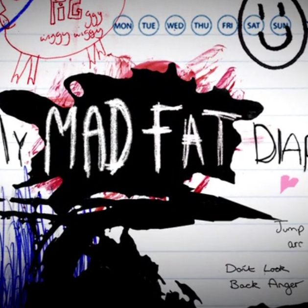 My Mad Fat Diary Ep 3