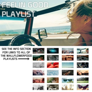 Feelin Good Playlist - An Indie Dance, Synth Pop, and Nu Disco Playlist