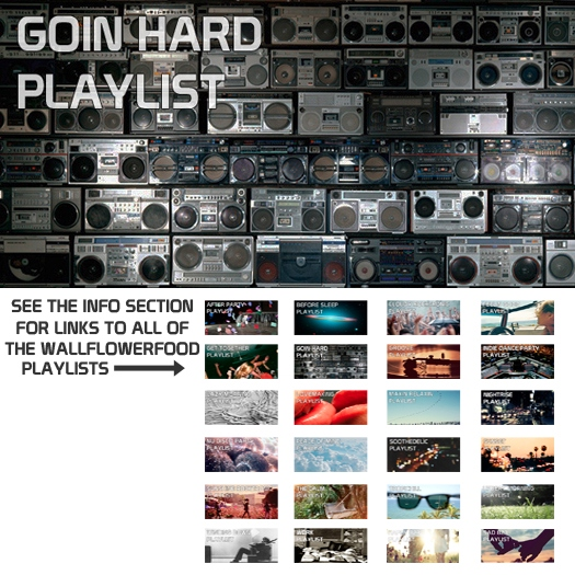 Goin Hard Playlist - An Indie Electro, Electro Disco, and Indie Dance Playlist