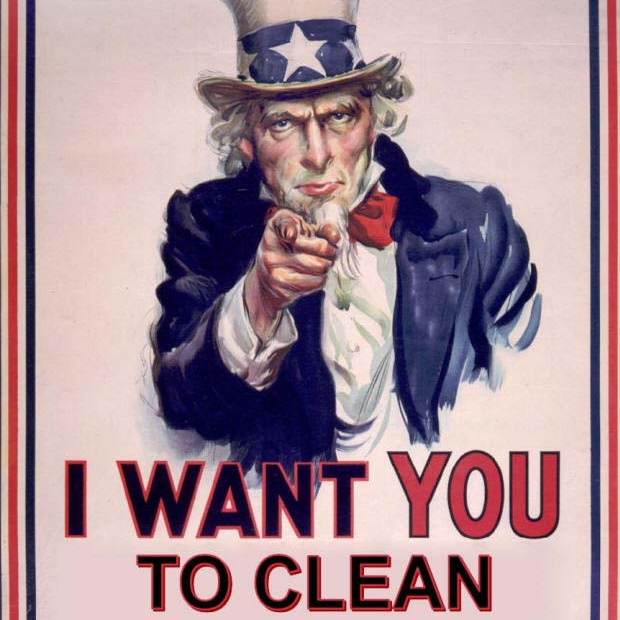 Clean Your Room!