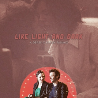 Like light and dark ~ a cartwills fanmix