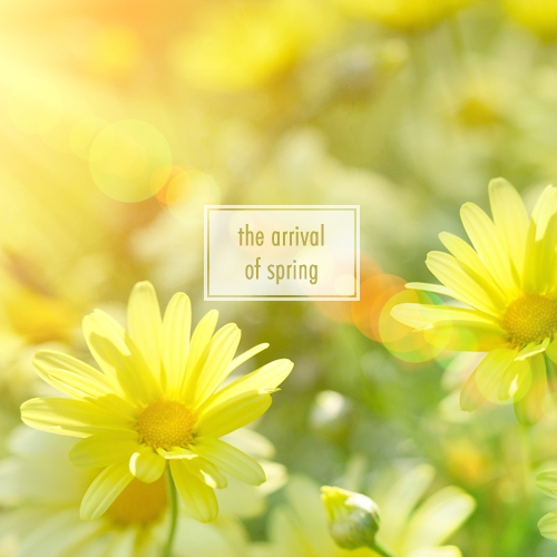 The Arrival of Spring