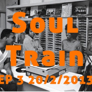 The Soul Tran Radio Show EP 3 Motown Flies Jamaica