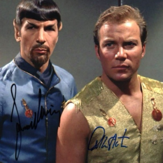 The Kirk And Spock Maneuver