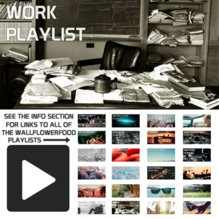 Work Playlist - An Indie Electronic, Intelligent Dance, and Electronica Playlist