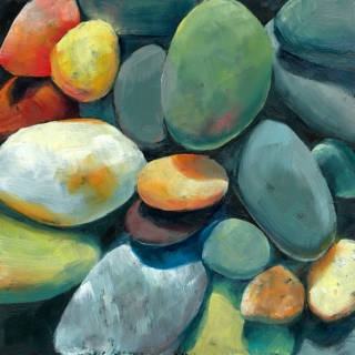 Colours, Stones, and, Oh Yeah...Love