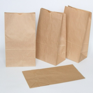 Breathing...into a Paper Bag