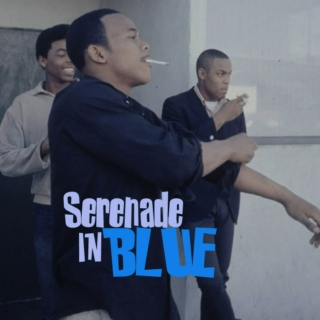 Serenade in Blue
