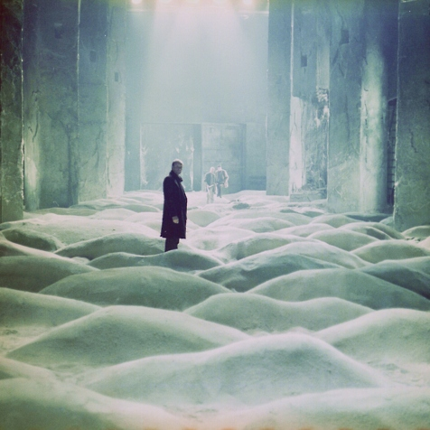 What Dostoevsky And Tarkovsky Talk About When They Talk About Maria