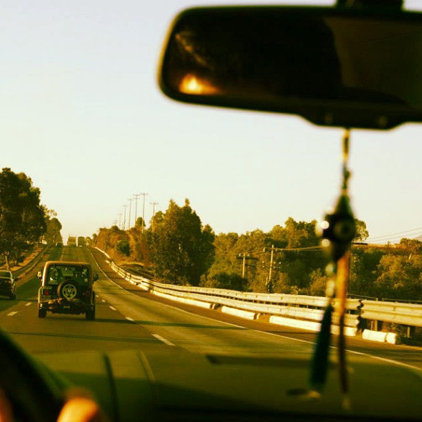 ::On The Road::