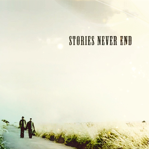 Stories Never End