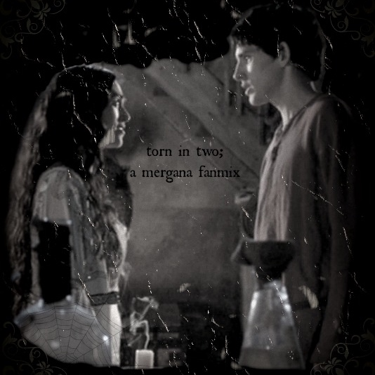torn in two; a mergana fanmix