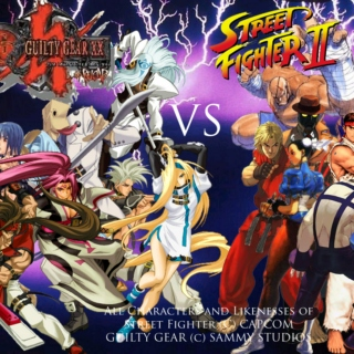 Guilty Street Fighter