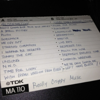 Mixtape Revisited: Selections From Really Crappy Music [Side A]