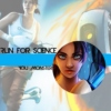 Run for Science...You Monster - Chell Running Mix
