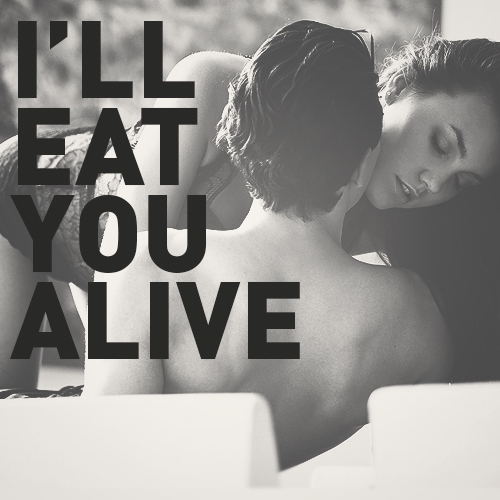 eat you alive