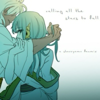 calling all the stars to fall