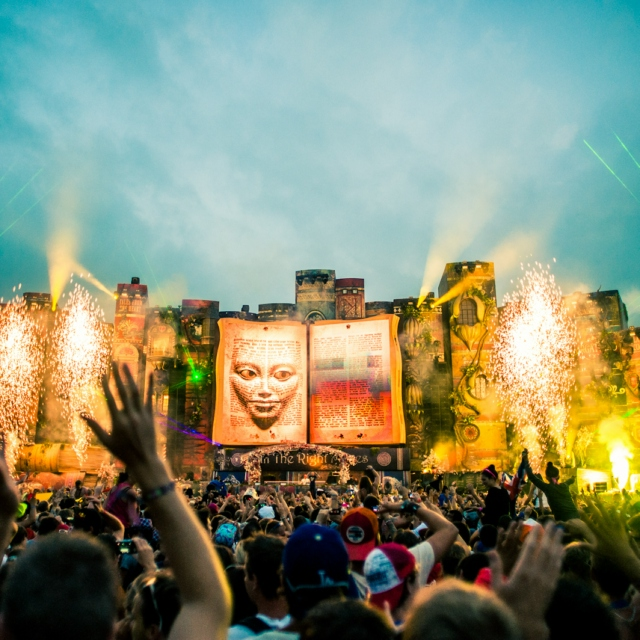 This is Tomorrowland. Pt 1