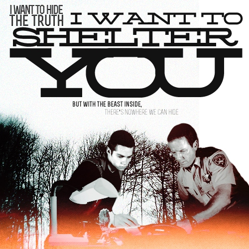 i want to shelter you