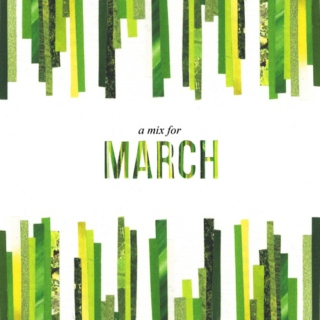 for march