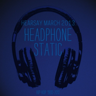 headphone static